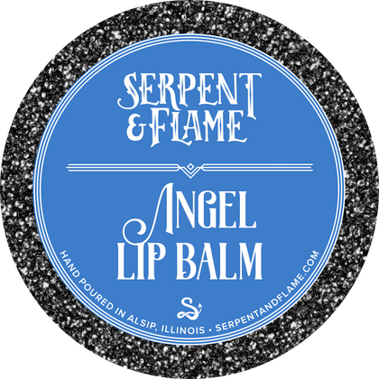 Angel, Vanilla Mint Lip Balm