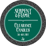 Clearance Candles