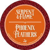 Phoenix Feathers Candle, Cinnamon Clove Orange