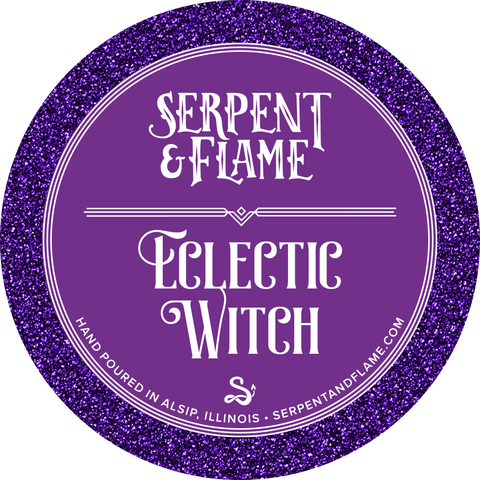 Eclectic Witch, Coriander Nutmeg Sage