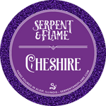 Cheshire Candle, Vanilla Grapefruit