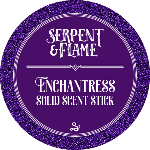 Enchantress Solid Scent Stick