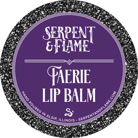 Faerie, Cotton Candy Lip Balm