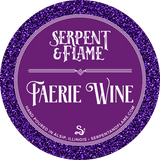 Faerie Wine Candle, Cherry Merlot