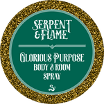 Glorious Purpose 4oz Spray, Lemon Lime Vanilla