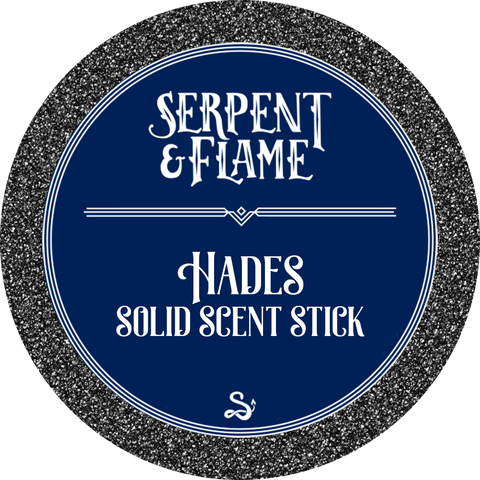 Hades Solid Scent Stick
