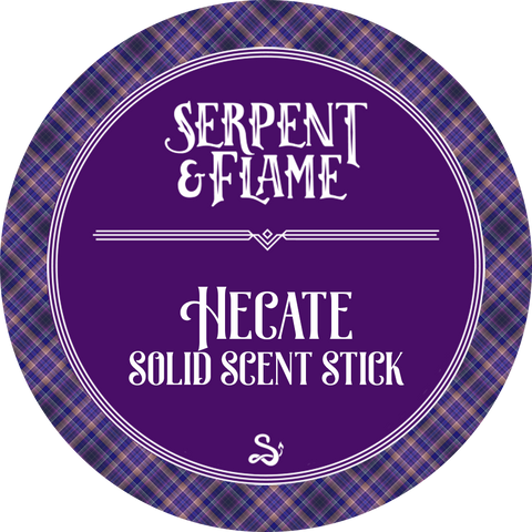 Hecate Solid Scent Stick