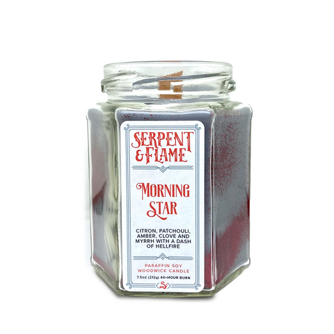 Morningstar, Citron Patchouli Amber Clove