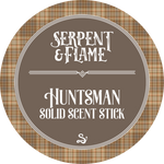 Huntsman Solid Scent Stick