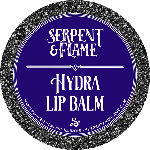 Hydra, Blueberry Lip Balm