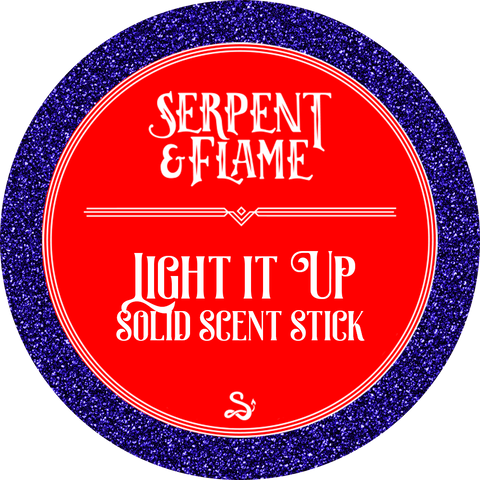 Light It Up Solid Scent Stick
