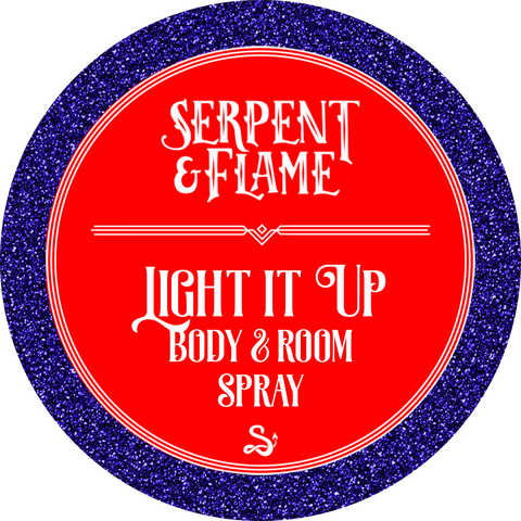 Light It Up 4oz Spray, Creme Brulee