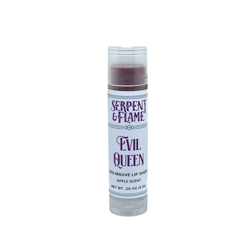 Evil Queen, Mauve Lip Sheer