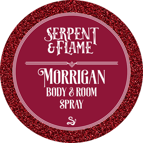 Morrigan 4oz Spray, Passionflower Red Currant Mandarin
