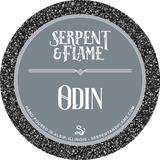 Odin Candle, Greens Earth Musk