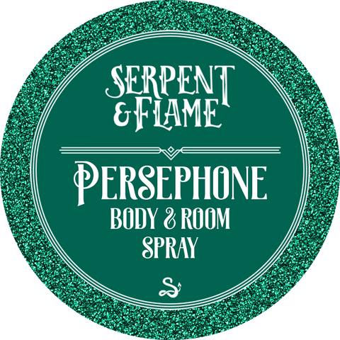 Persephone 4oz Spray, Pomegranate Mint