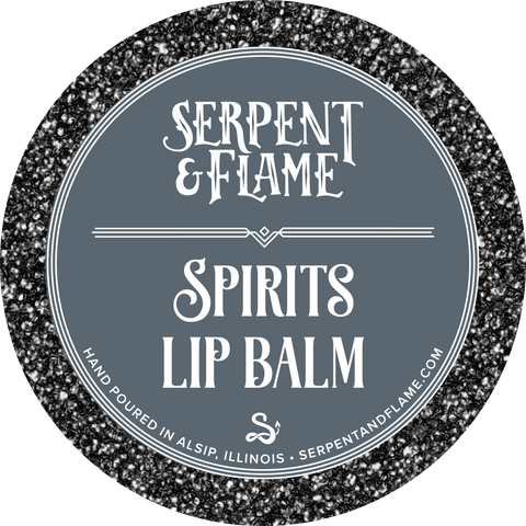 Spirits, Wine Lip Balm