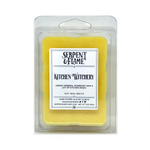 Kitchen Witchery Wax Melts, Lemon Verbena Rosemary