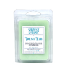 Tamlin's Tears Wax Melts, Cassis Coconut Apple Jasmine