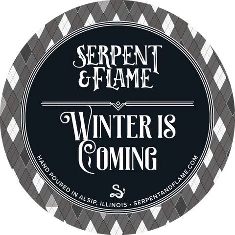Winter is Coming, Spiced Berry Mint