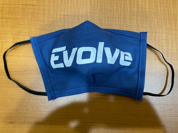 Evolve Canvas Mask