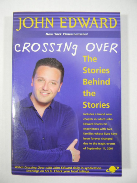 Crossing Over Softcover
