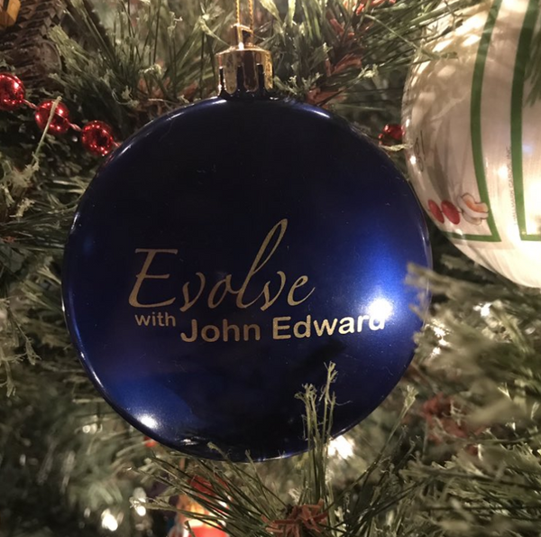Evolve Christmas Ornament 2017
