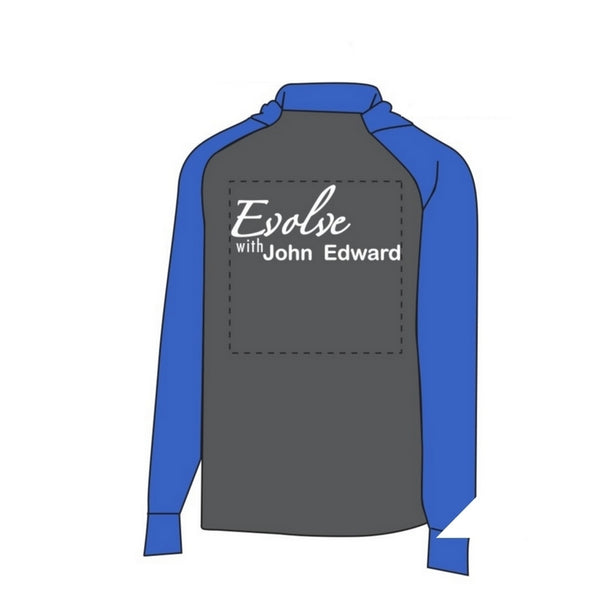Evolve with John Edward Zip-Up Hoodie