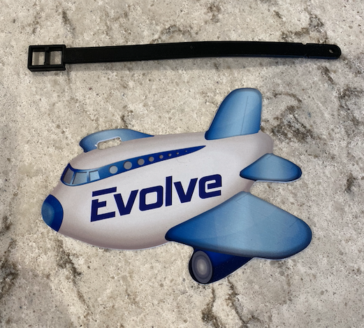 Evolve Luggage Tag