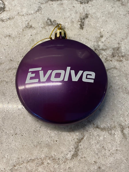 Evolve Ornament 2019