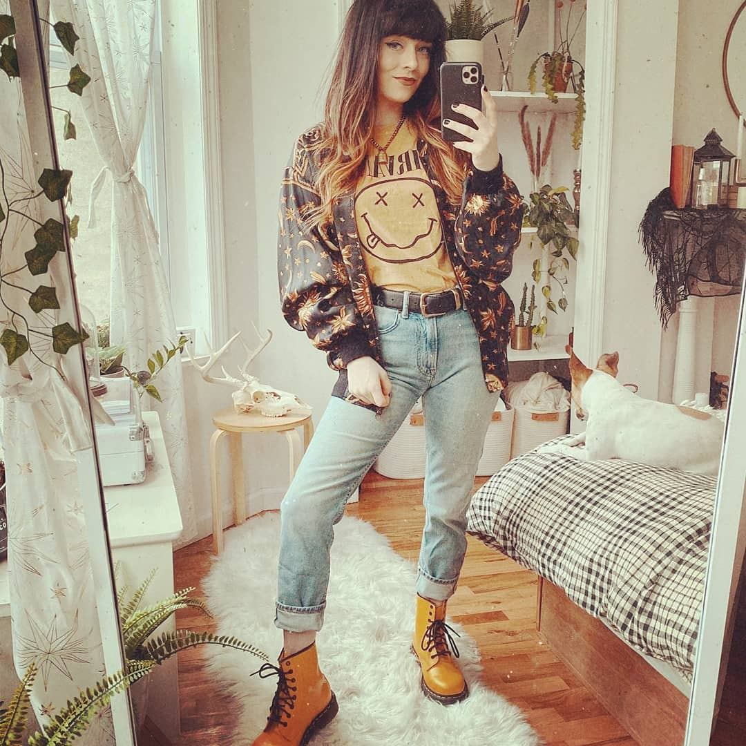 Grunge Aesthetic Outfit | How to create Grunge Aesthetic Outfit