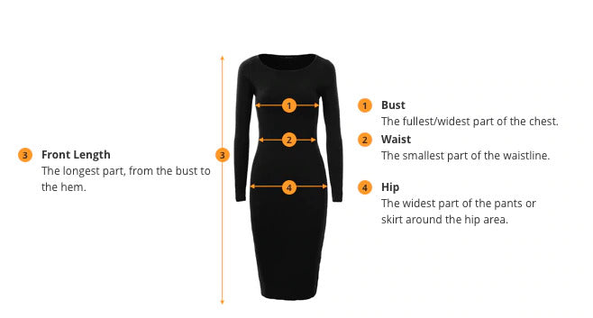 how to measure bodysuit size