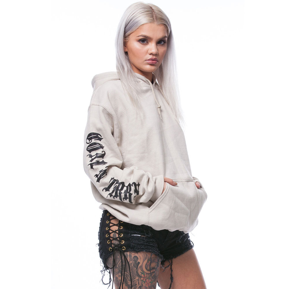 Lace Up Short Shorts / Punk Rock Denim Shorts / Edgy Clothing - HARD'N'HEAVY