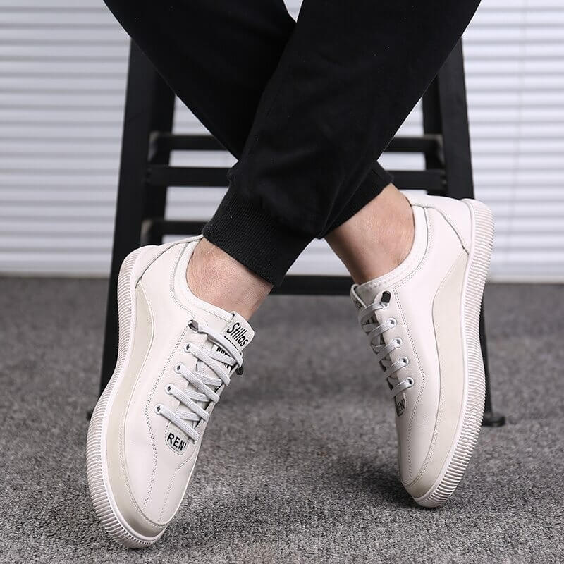 Grunge Style High Quality loafers / Men's alternative fashion platform shoes - HARD'N'HEAVY