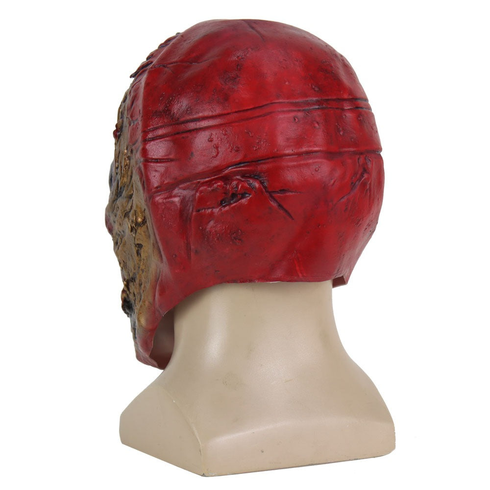 Iron Man Cosplay Masks / Horror Skull Helmet Latex Mask / Halloween Party Costume - HARD'N'HEAVY