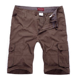 Leisure Men Cargo Shorts in 5 Colors / Male Alternative Apparel - HARD'N'HEAVY