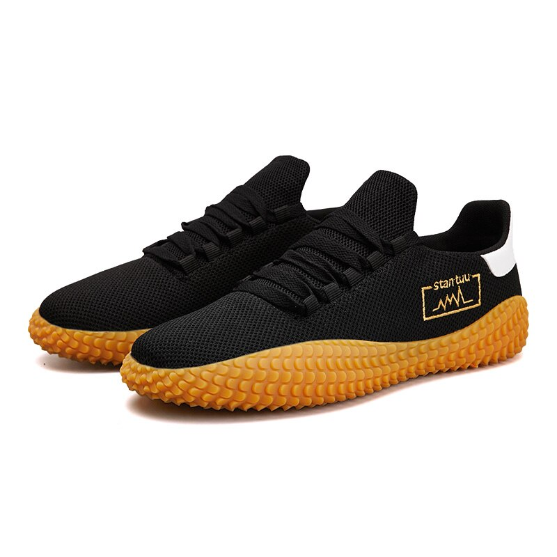 Men Ultra-light Sneakers / Mesh Breathable Alternative Fashion Shoes / Rave Outfits - HARD'N'HEAVY