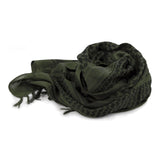 Military Tactical Shemagh / Desert Arab Scarf / Shawl Neck Cover / Head Wrap - HARD'N'HEAVY