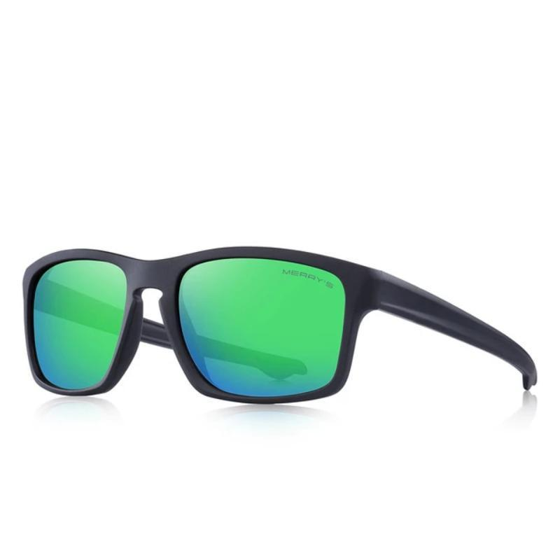 Polarized Sunglasses for Sport Fishing / Shades Square Mirror - HARD'N'HEAVY