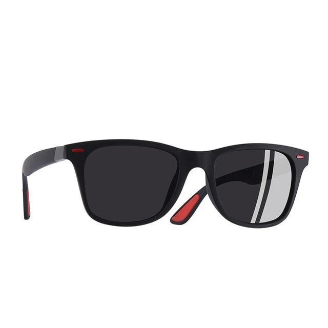 Ultralight Polarized Sunglasses for Men and Women Driving Square Style - HARD'N'HEAVY