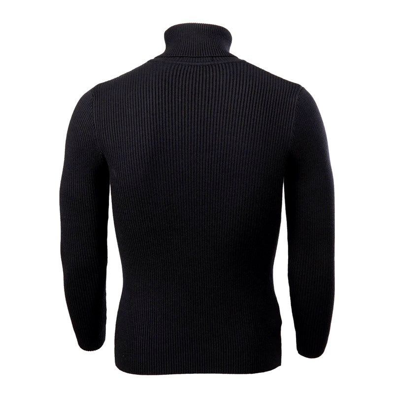 Winter Thick Warm Cashmere Sweater for Men / Male Knitwear Sweater - HARD'N'HEAVY
