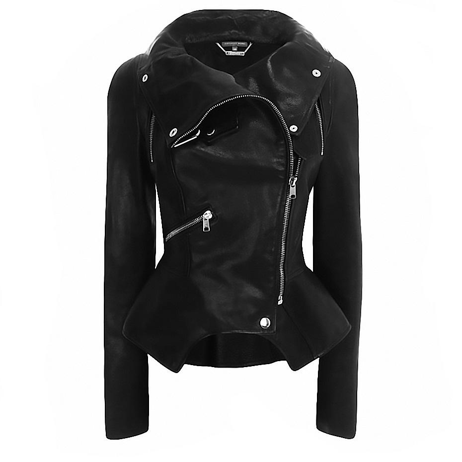 Women Motorcycle Jackets / What to Wear to a concert / Rock Style Black Jacket - HARD'N'HEAVY