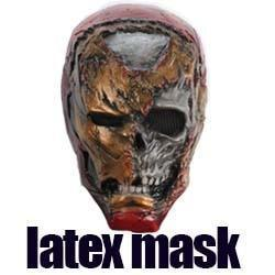 Zombie Mask Infinity Gauntlet Cosplay Latex Masks and Gloves Halloween - HARD'N'HEAVY