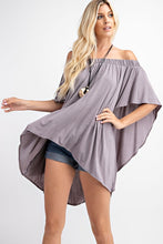 Load image into Gallery viewer, Off Shoulder Draped Top