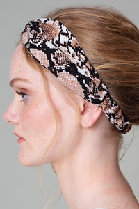Twist Head Bands - Assorted