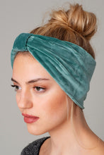 Load image into Gallery viewer, Velour Head Band