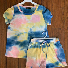 Load image into Gallery viewer, Tie Dye Loungewear Set