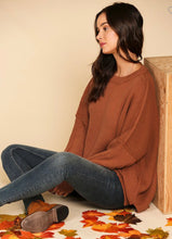 Load image into Gallery viewer, Red Clay Sweater