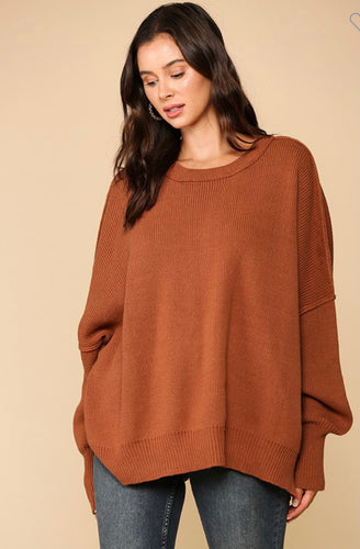 Red Clay Sweater