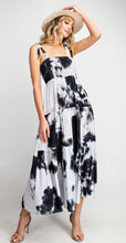 Load image into Gallery viewer, Tie Dye Smocked Dress